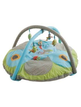 tapis d eveil bebe doudous