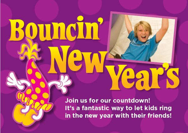 Bouncin' New Year's