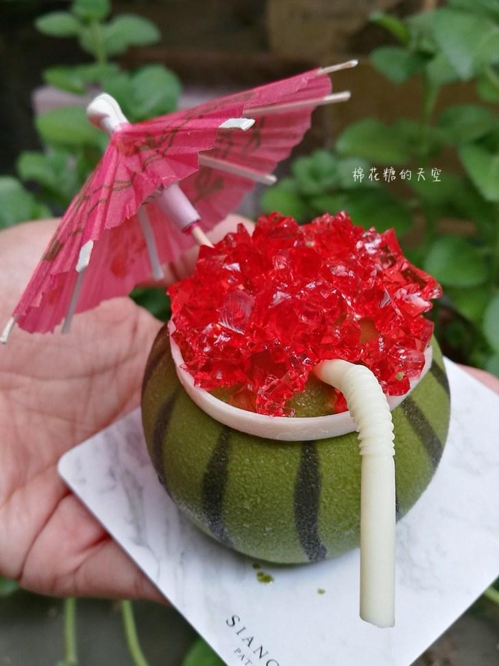20180418222417 46 - Siang Hao · Pâtisserie・甜點,夏日西瓜,連吸管都可以吃喔!
