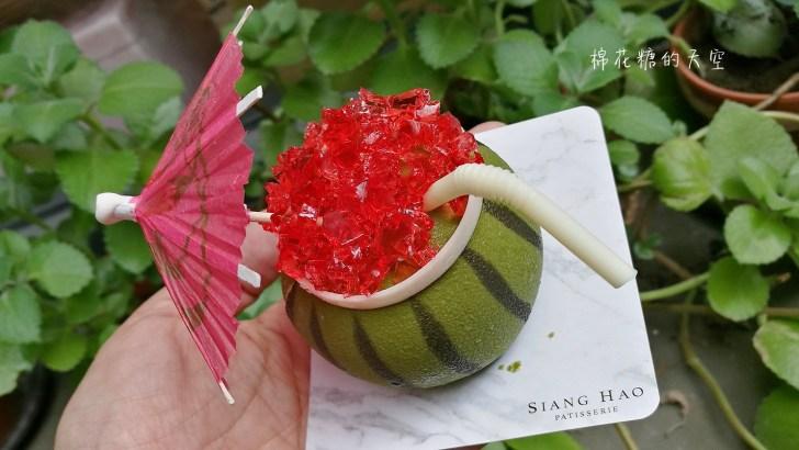 20180418222421 89 - Siang Hao · Pâtisserie・甜點,夏日西瓜,連吸管都可以吃喔!