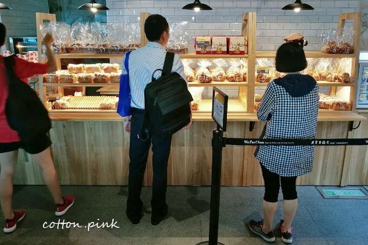 20180812193717 36 - 吳寶春麵包台中二店最新開幕,招牌酒釀桂圓麵包高鐵站也買得到