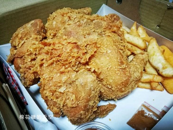 20190407214737 60 - 台中也有炸全雞!整隻雞炸到金黃酥脆太誘人~今天宵夜就到爆Q吃雞啦!