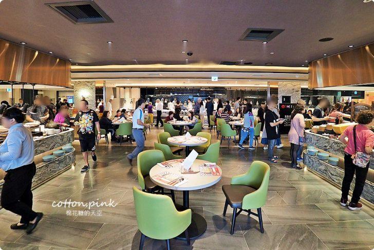 20190509211248 70 - 熱血採訪│漢來海港自助餐廳吃到飽回來囉!一開幕人潮大爆滿,沒先預約會排到哭