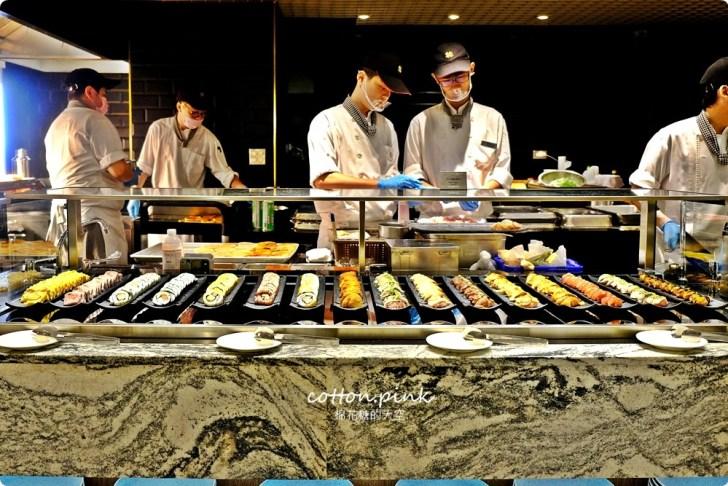 20190509211311 86 - 熱血採訪│漢來海港自助餐廳吃到飽回來囉!一開幕人潮大爆滿,沒先預約會排到哭