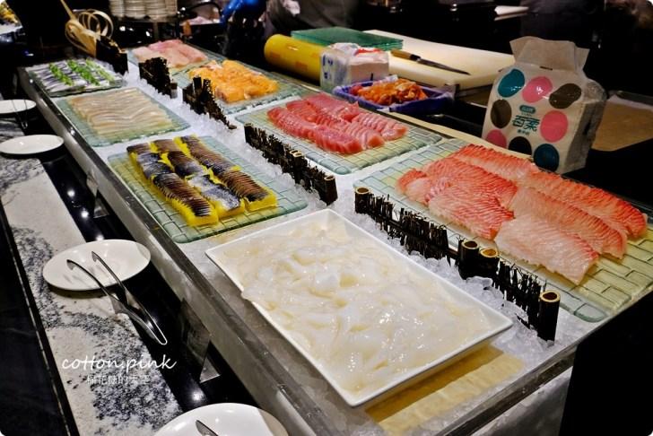 20190509211328 45 - 熱血採訪│漢來海港自助餐廳吃到飽回來囉!一開幕人潮大爆滿,沒先預約會排到哭