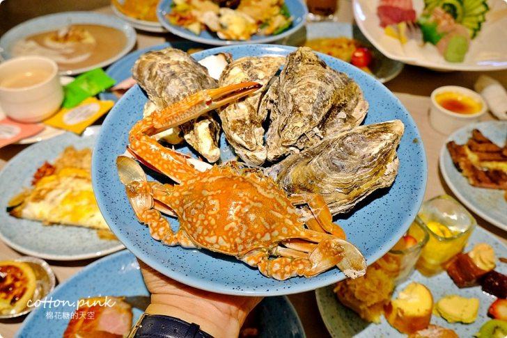 20190509211550 56 - 熱血採訪│漢來海港自助餐廳吃到飽回來囉!一開幕人潮大爆滿,沒先預約會排到哭