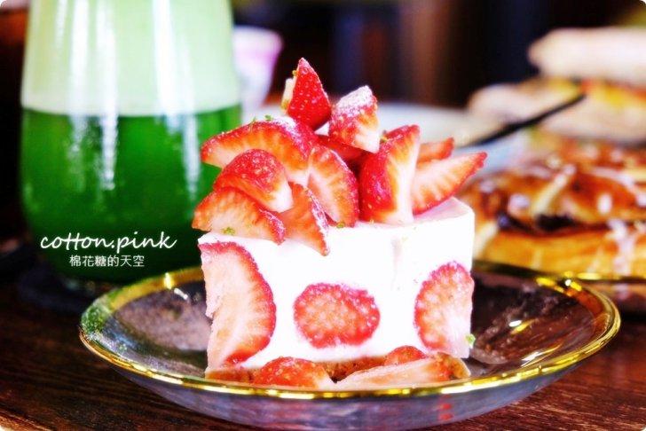 20191207170641 82 - 熱血採訪│台中芒果樹49號隱藏版草莓蛋糕在這裡!還有大人口味威士忌布丁