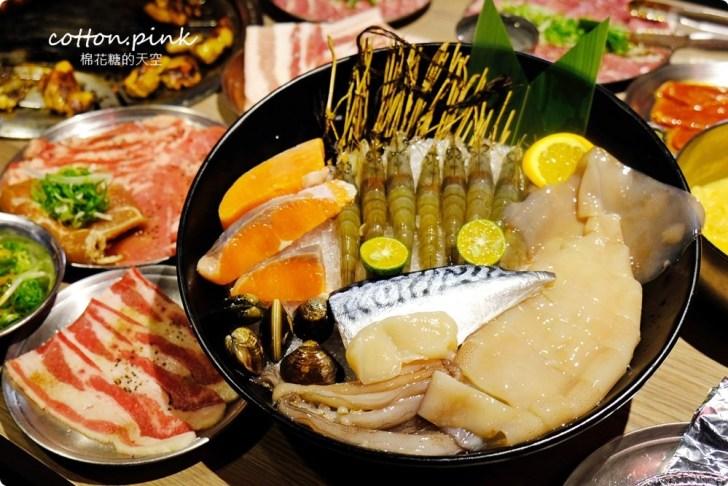 20191224003104 77 - 熱血採訪|台中公益路唯一韓式燒肉吃到飽!五花肉.KR mini韓國烤肉BBQ台中只有這一家~
