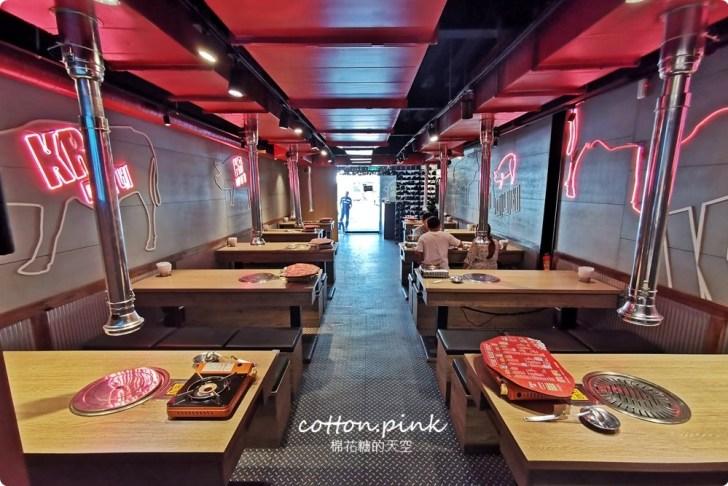 20191224003138 7 - 熱血採訪|台中公益路唯一韓式燒肉吃到飽!五花肉.KR mini韓國烤肉BBQ台中只有這一家~