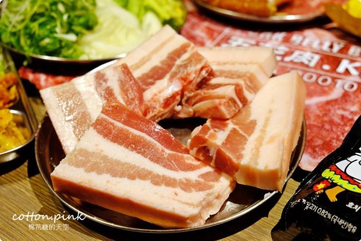 20191224003221 65 - 熱血採訪|台中公益路唯一韓式燒肉吃到飽!五花肉.KR mini韓國烤肉BBQ台中只有這一家~