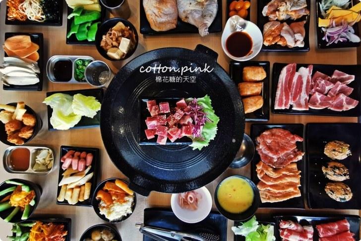 20200106161909 88 - 熱血採訪│肉鮮生MR.M.EAT台中韓式烤肉吃到飽來囉!肉品種類多,滿滿人潮排到門口