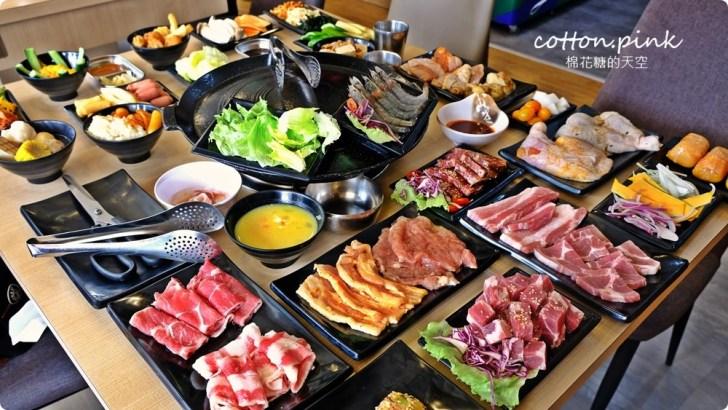 20200106161925 76 - 熱血採訪│肉鮮生MR.M.EAT台中韓式烤肉吃到飽來囉!肉品種類多,滿滿人潮排到門口