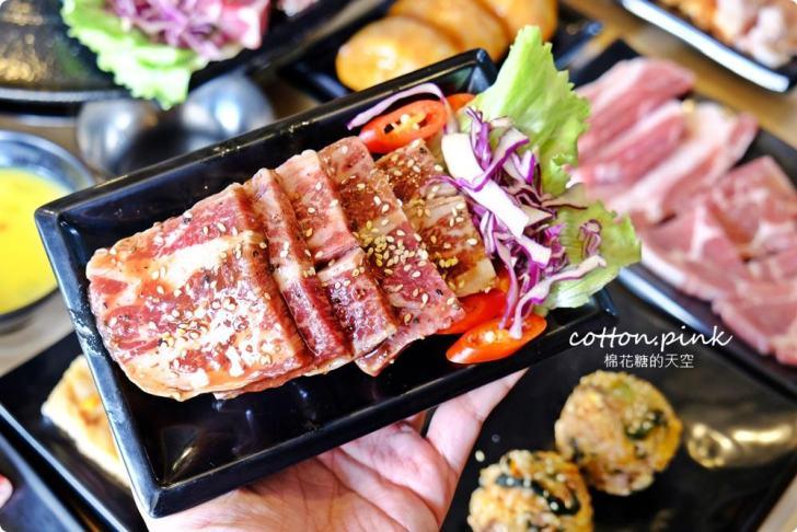 20200106162005 31 - 熱血採訪│肉鮮生MR.M.EAT台中韓式烤肉吃到飽來囉!肉品種類多,滿滿人潮排到門口