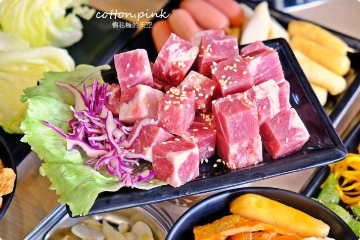 20200106162008 10 - 熱血採訪│肉鮮生MR.M.EAT台中韓式烤肉吃到飽來囉!肉品種類多,滿滿人潮排到門口