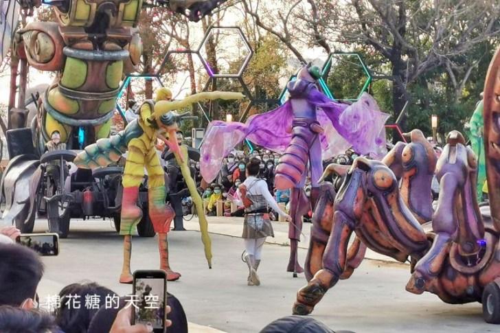20200211164323 50 - 台灣燈會必看表演-全球首演森林機械巨蟲秀,台灣限定一天只有三場