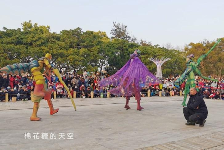 20200211164325 72 - 台灣燈會必看表演-全球首演森林機械巨蟲秀,台灣限定一天只有三場