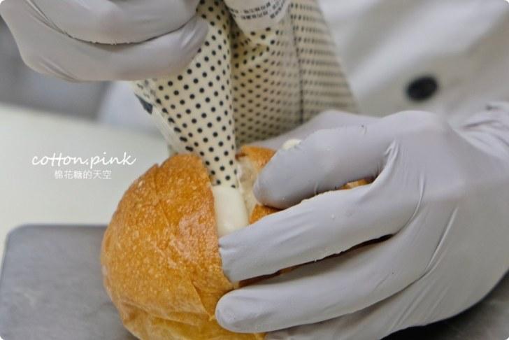 20200314162720 76 - 熱血採訪│韓國最夯的蒜蒜包!巴蕾麵包改良過,鹹甜鹹甜牽絲更好吃