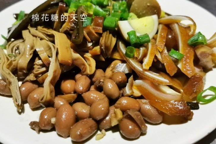 20200605231140 35 - 圍牆旁邊吃陽春麵~台中老店阿春麵担人潮很多啊!