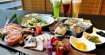 《台中美食》燒肉控有口福啦!昭日堂推新菜單-主廚秘製豚燒套餐!六大特選部位、六種絕妙風味,料滿滿泡菜石鍋湯免費升級唷!超值推薦!