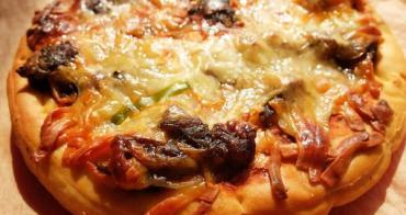 《宅配美食》外食族大福音!輕鬆幾步驟~瑪莉屋給你超好吃幸福Pizza!