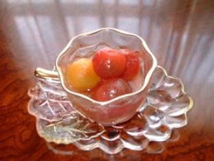【農家のレシピ】トマトのコンポート