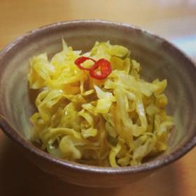 ザワークラウト/塩と香辛料だけ本格レシピ