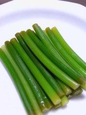 にんにくの芽のピクルス(ロシア風)