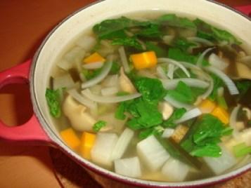 体すっきり!野菜スープ☆