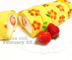 ひな祭り☆HMで簡単☆デコロール☆ケーキ