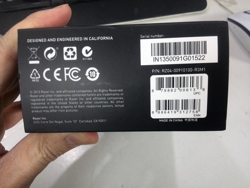 Razer Hammerhead Pro In Ear Gaming Headset With Mic In