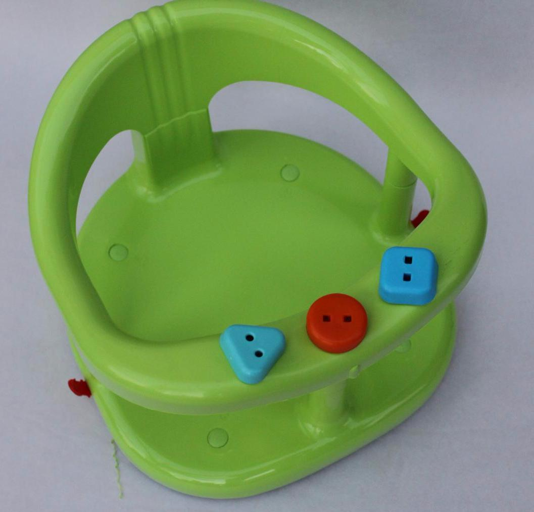 Baby Bath Seat Ring Green Pink Blue New By KETER Tub