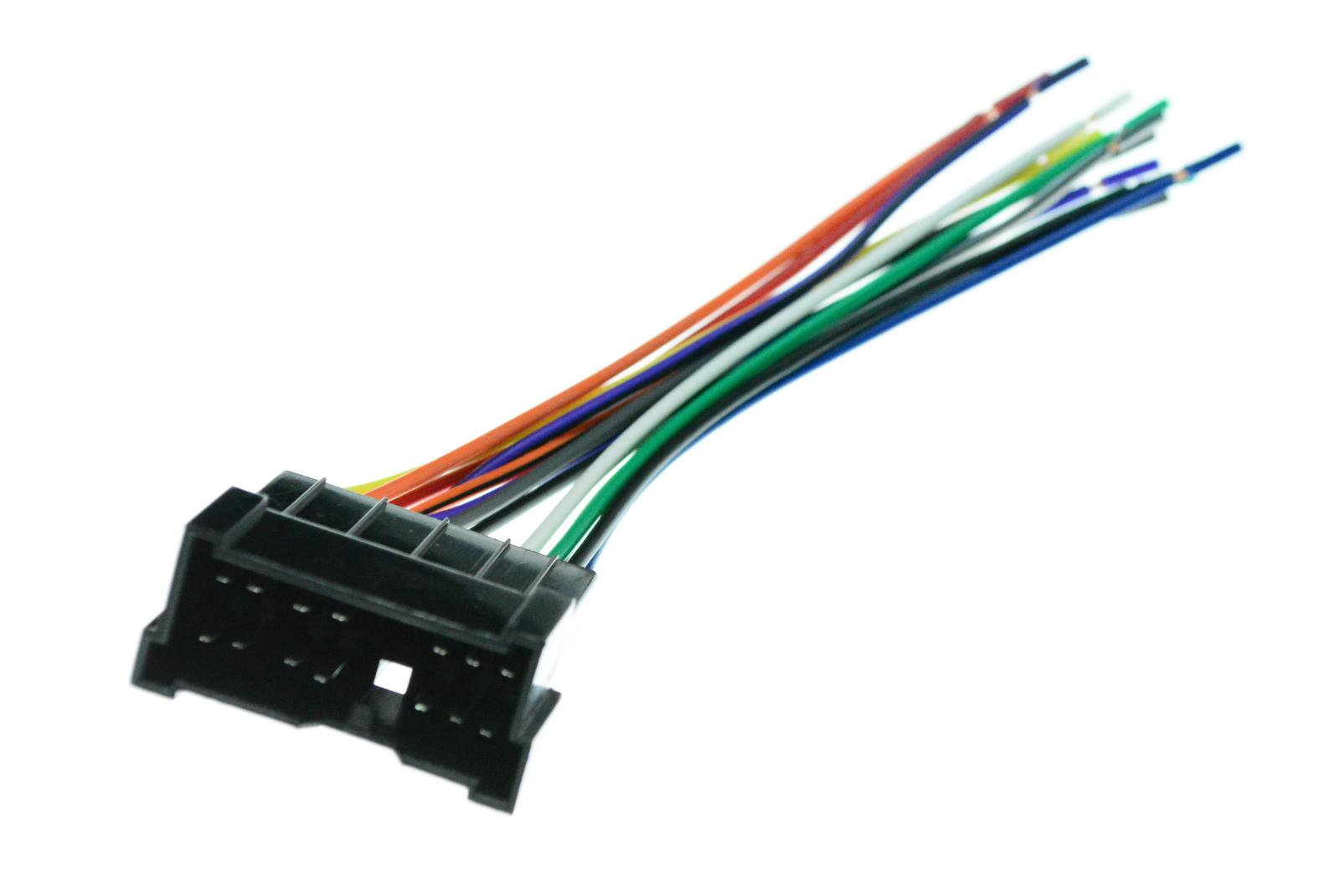 Radio Stereo Install Car Wire Wiring Harness Plug (70-7301