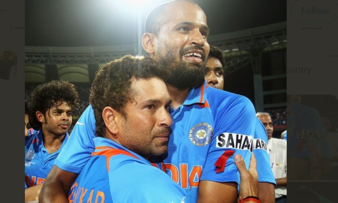 Cricket Image for Irfan Pathan Brother Yusuf Announces Retirement