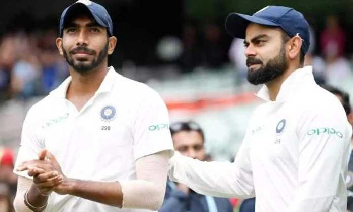 Jasprit Bumrah said I'm getting workload management while playing the game, Says Virat Kohli
