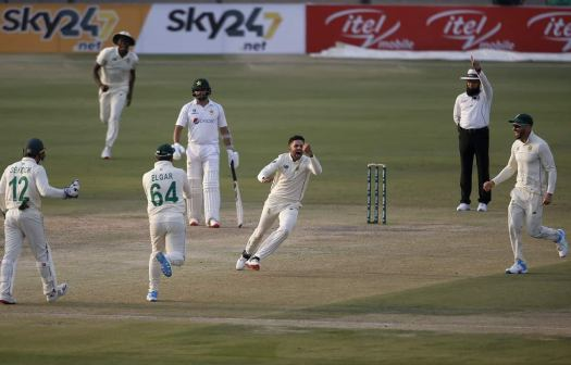 2nd Test: Pakistan 63-3 At Lunch Against South Africa