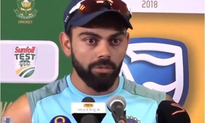 Cricket Image for VIDEO : भारत ने कभी नहीं रोया पिच का रोना, विराट का ये वीडियो देखकर खुद मिल जाएगा