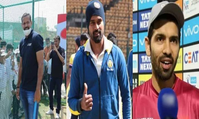 Cricket Image for Yusuf Naman And Vinay Join India Legends Team For Road Safety World Series