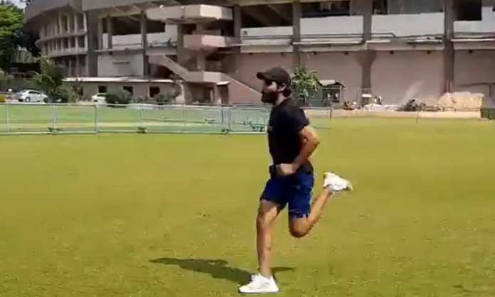 Ravinder Jadeja is back in training nets, VIDEO