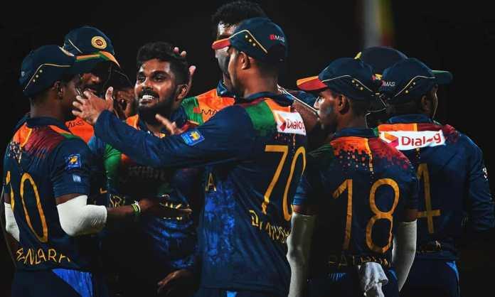 Cricket Image for WI vs SL: श्रीलंका ने दूसरे T20I में वेस्टइंडीज को 43 रनों से हराया, वानिंदु हसरंग