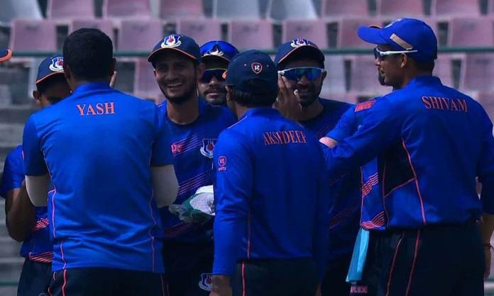 Cricket Image for Akshdeeps Superb Innings Gave Uttar Pradesh Final Ticket Of Vijay Hazare Trophy