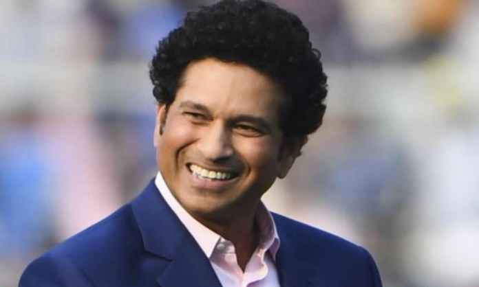 Cricket Image for Sachin Tendulkar Shared A Special Video On Twitter At Women Day