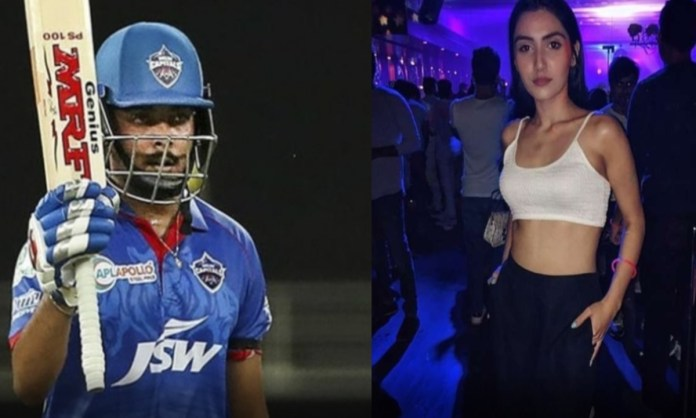 Cricket Image for IPL 2021: जानिए कौन हैं प्राची सिंह? जिसने दिया है 21 साल के पृथ्वी शॉ को अपना दिल