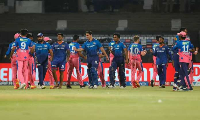Cricket Image for Rohit Sharmas Mumbai Indians Beat Rajasthan Royals By 7 Wickets