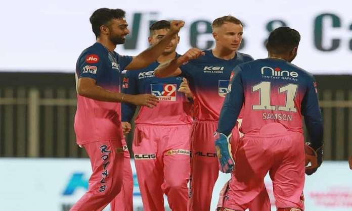 Cricket Image for Rajasthan Royals Ready To Take On Other Teams Ipl 2021 Under Captaincy Of Sanju Sa