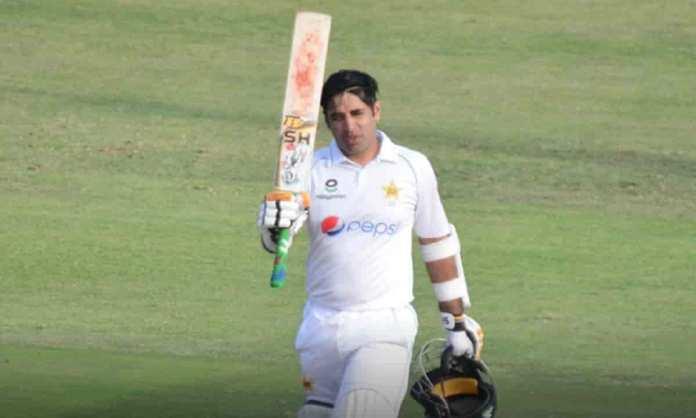 Cricket Image for ZIM vs PAK: आबिद अली ने पहला दोहरा शतक ठोककर रचा इतिहास, तोड़ा 21 साल पुराना रिकॉर