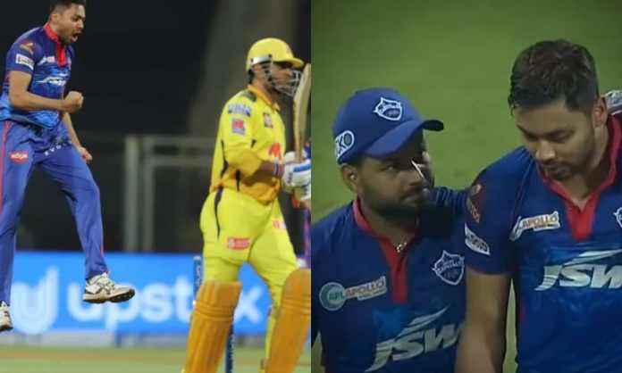 Sign Language के इस्तेमाल से बल्लेबाजों को फंसाते थे पंत और आवेश खान, धोनी भी बने थे दोनों का शिकार