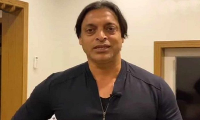 Cricket Image for Former Pakistani Cricketer Shoaib Akhtar Reacts After Ipl 2021 Suspended