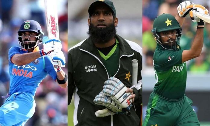 He is the No. 1 batsman – Mohammad Yousuf opines on the Virat Kohli-Babar Azam debate
