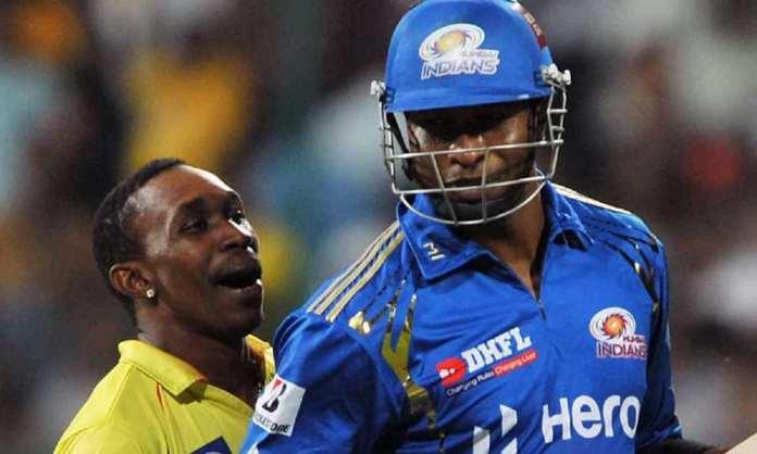 Cricket Image for ड्वेन ब्रावो ने किया खुलासा, बताया कैसे मुंबई इंडियंस ने उनकी मदद से कीरोन पोलार्ड