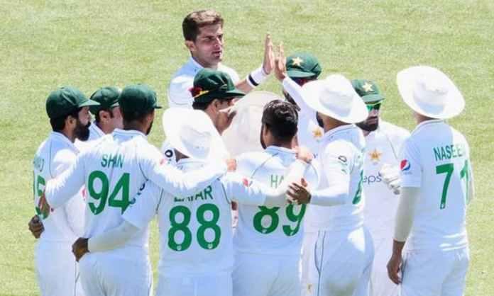 Cricket Image for 2nd Test: पाकिस्तान ने जिम्बाब्वे को पारी और 147 रन से रौंदकर जीती सीरीज, इन दो खि